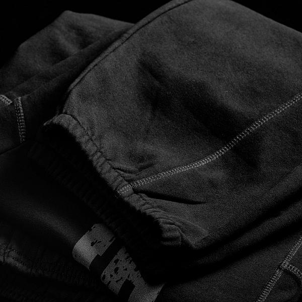GASP Vintage Sweatpants - Black Detail 5